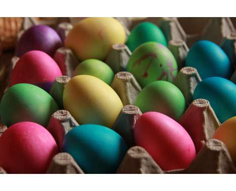 15 Innovative Easter Eggs