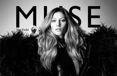 Multi-Cover Model Publications - Muse Spring Issue Gives Readers Eight Covers to Choose From