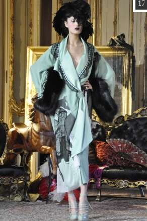 Glamorous Mint Dressing Gowns