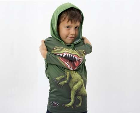Sharp-Toothed Tot's Apparel
