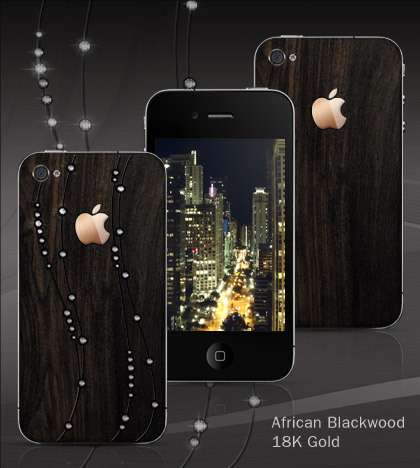 Opulent Diamond iPhones
