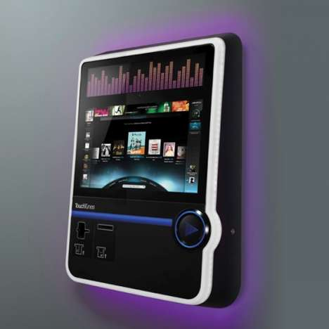 Intelligent Touchscreen Jukeboxes
