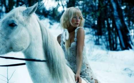 Snow Queen Shoots