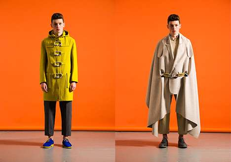 Cloaked Men's Fashions