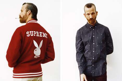 Playboy and Surpeme Team Up for this Stylish Spring/Summer 2011 Line