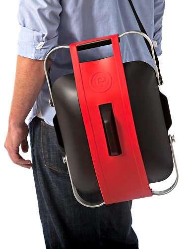 BBQ Messenger Bags