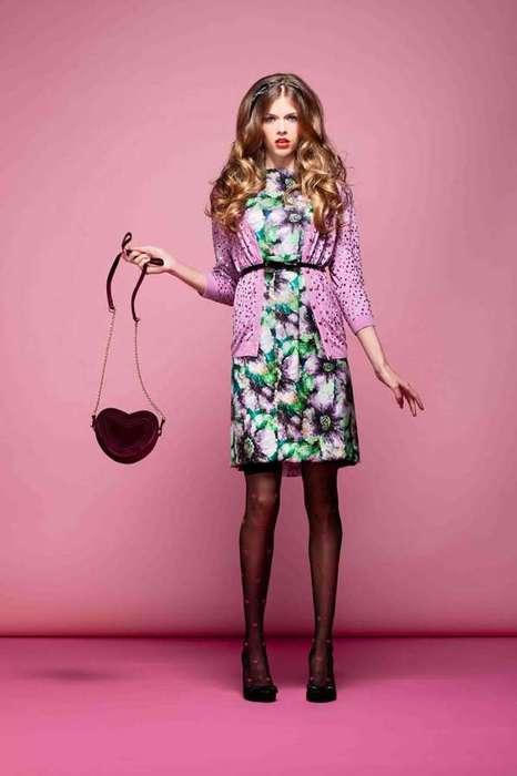 Flirty Barbie-Doll Fashion