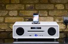 Mini Multi-Function Speakers - Vita Audio R4 is Perfect for Audio Junkies and Entertainment Fanatics
