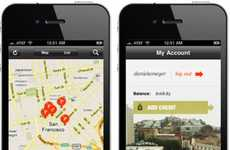 Peer-To-Peer Parking Apps - Park Circa Lets You Sell Your Parking Spot for Cash