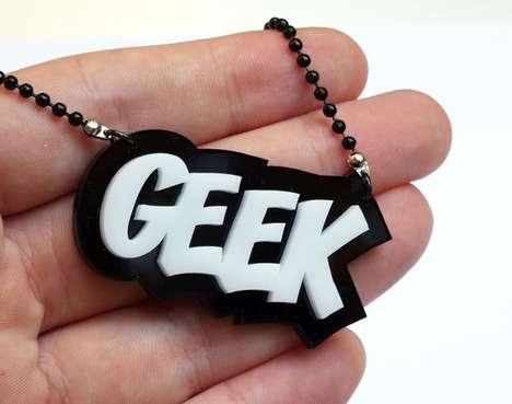 Geek-Tastic Necklaces