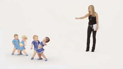 Celeb Viral Campaigns - The Jennifer Aniston Viral Tape Buzzes for Smart Water YouTube Ad