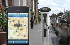 EV Charging Station Apps - The PlugShare App Helps Drivers Find the Nearest Outlet