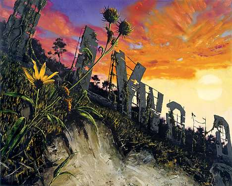Environmental Prediction Art