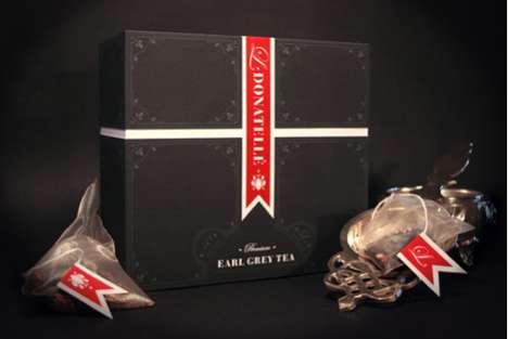 Elegant Earl Grey Branding