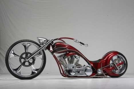 Slim Custom Motorbikes