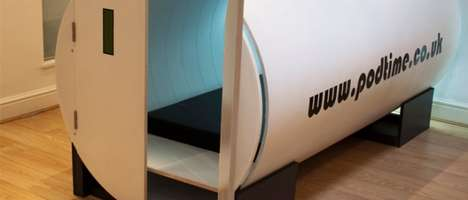 Rentable Napping Stations