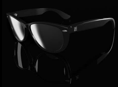 Sleek High-Tech Shades