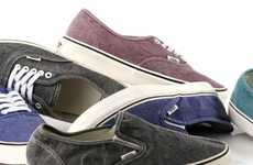 Faded Footwear - The Vans California Washed Pack Has a Distressed Vintage Look