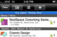 Office-Finding Apps - The Liquidspace App Helps Mobile Workers Find Homes