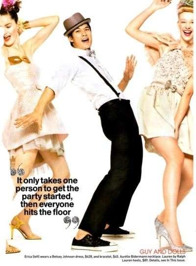 Gleeky Prom Styles