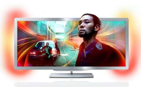 Extra-Wide 3D TVs