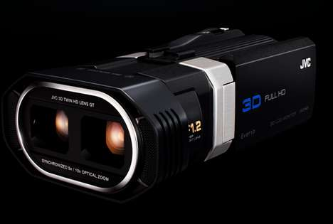 Consumer 3D Camcorders