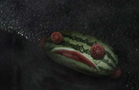 Frightened Fruit Campaigns