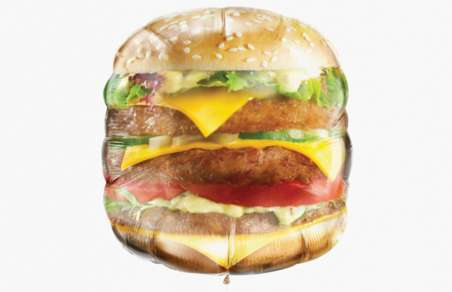 Inflatable Food Campaigns