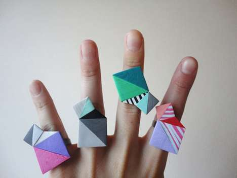 Abstract Geometric Accessories - NoMilk Today Handcrafts Unique Hipster Jewelry