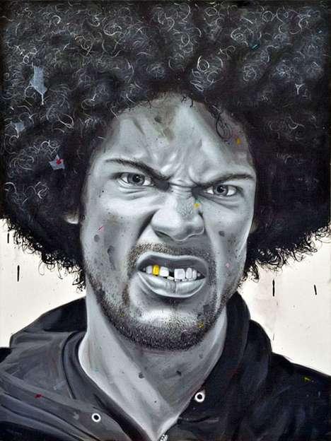 Gritty Street Portraits