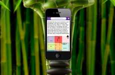 Interior Organization Apps - The Easy Feng Shui iPhone App Brings Order to Your Temple