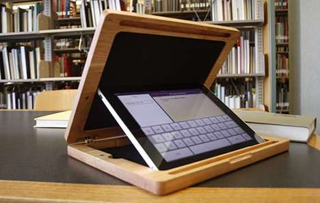 Privacy-Protecting iPad Cases