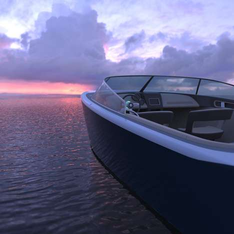 Smooth Sporty Speedboats