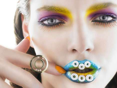 100 Vibrant Makeup Ideas