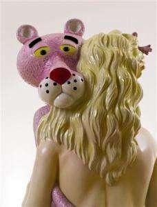 Suggestive Humanimal Sculptures