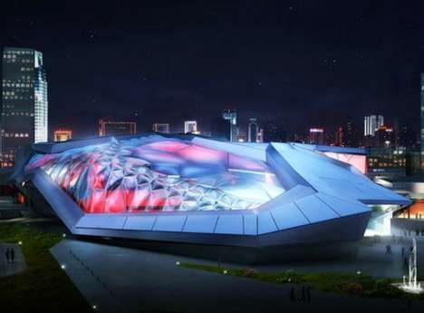 Crystalized Sport Complexes