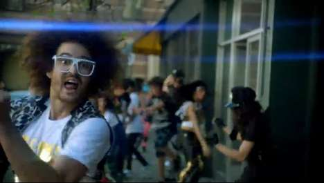 Viral Dance Remixes - LMFAO Party Rock Anthem Video Encourages the American Shuffle