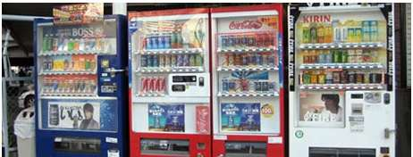 EV-Charging Vending Machines - Quench Your Thirst and Electronic Vehicle in One Stop