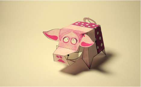 Porky Paper Crafts