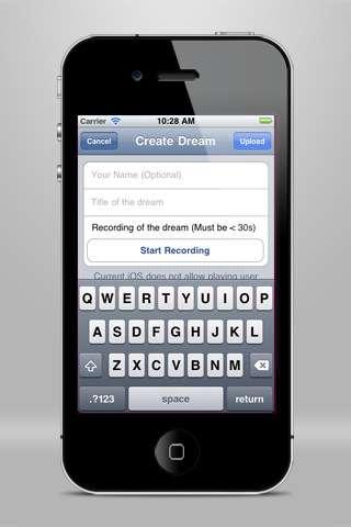 Dream-Directing iPhones