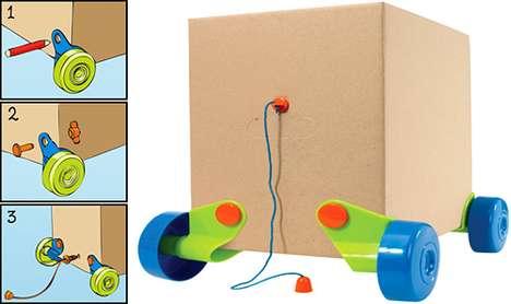 Practical Cardboard Toys
