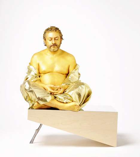 Modern Meditation Furniture
