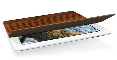 Timber Tablet Cases