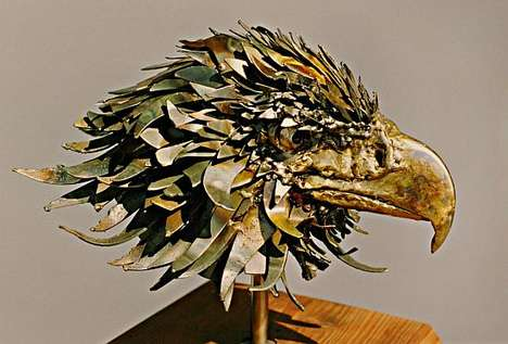 Metallic Animal Masterpieces