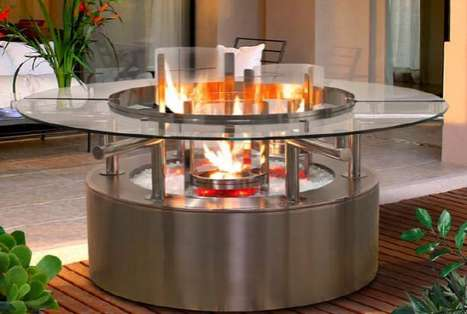 Table Fireplaces Hybrids