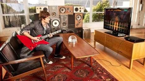 Guitar-Tutoring Games