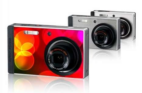 Custom Face Cameras