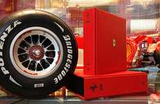 $275,000 Sports Car Encyclopedias - The Ferrari Opus is the Most Extensive Automobile Reference Ever