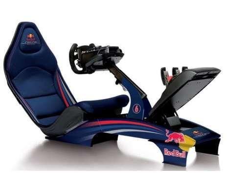 13 Sleek Racecar Simulators