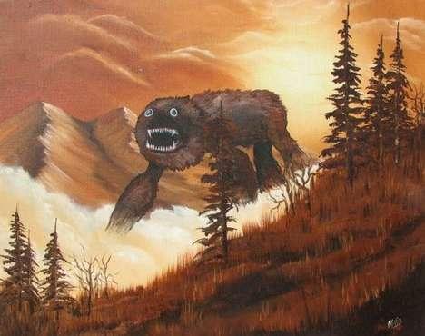 Absurd Monster Artwork Additions
